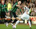 12/11/2006       Copyright Pic: James Stewart.File Name :sct_jspa18_st_mirren_v_celtic.THOMAS GRAVESEN GOES PAST HUGH MURRAY.James Stewart Photo Agency 19 Carronlea Drive, Falkirk. FK2 8DN      Vat Reg No. 607 6932 25.Office     : +44 (0)1324 570906     .Mobile   : +44 (0)7721 416997.Fax         : +44 (0)1324 570906.E-mail  :  jim@jspa.co.uk.If you require further information then contact Jim Stewart on any of the numbers above.........