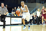 31 January 2013: North Carolina's Latifah Coleman. The University of North Carolina Tar Heels played the Florida State University Seminoles at Carmichael Arena in Chapel Hill, North Carolina in an NCAA Division I Women's Basketball game. UNC won the game 72-62.