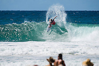 Snapper Rocks, Coolangatta, Queensland Australia. (Tuesday March 11, 2014) Taj Burrow (AUS) –  The swell  was in the 3'-6' range all day and the Quiksilver Pro was completed right on dark with Gabriel Medina (BRA) defeating local favourite Joel Parkinson (AUS) in the 35 minute final. Photo: joliphotos.com