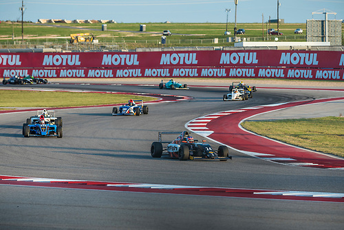 F4 US Championship<br /> Rounds 16-17-18<br /> Circuit of The Americas, Austin, TX USA<br /> Friday15 September 2017<br /> 24, Benjamin Pedersen, Winner<br /> World Copyright: Keith Daniel Rizzo<br /> LAT Images