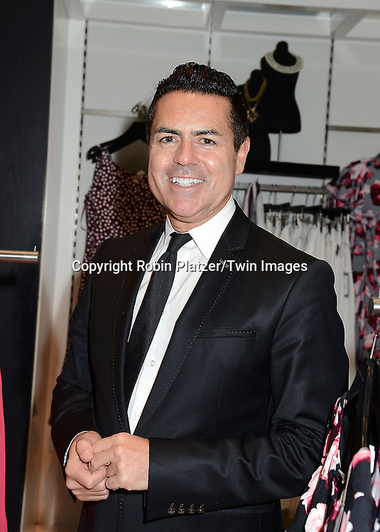 CEO Greg Scott attends the  Eva Mendes Collection for New York &amp; Company fashions on September 16, 2014 at the store on 58th Street and Lexington in New York City.<br /> <br /> photo by Robin Platzer/Twin Images<br />  <br /> phone number 212-935-0770