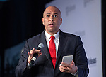 United States Senator Cory Booker (Democrat of New Jersey) makes remarks at the Center for American Progress'&Auml;&ocirc; 2018 Ideas Conference at the Renaissance Hotel in Washington, DC on Tuesday, May 15, 2018.<br /> Credit: Ron Sachs / CNP<br /> (RESTRICTION: NO New York or New Jersey Newspapers or newspapers within a 75 mile radius of New York City) | usage worldwide