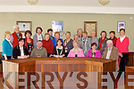 NEWLYFORMED: The newly formed An Riocht  Probus Ladies group,Tralee were invited to the Tralee Town Council,Chambers on Wednesday by Mayor of Tralee Jillian Wharton.....