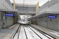 - linea ferroviaria Arcisate-Stabio, aperta dopo nove anni di lavori, collega direttamente la citt&agrave; di Varese e quella svizzera di Mendrisio, Lugano con l'aereoporto internazionale della Malpensa ed &egrave; parte del corridoio merci Europeo Genova - Rotterdam; stazione di Arcisate<br /> <br /> - Arcisate-Stabio railway line, opened after nine years of work, directly connects the city of Varese and the Swiss city of Mendrisio, Lugano with the Malpensa international airport and is part of the European freight corridor Genoa - Rotterdam; Arcisate station