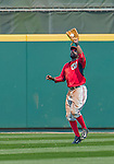 20 March 2015: Washington Nationals outfielder Tony Gwynn in Spring Training action against the Houston Astros at Osceola County Stadium in Kissimmee, Florida. The Nationals defeated the Astros 7-5 in Grapefruit League play. Mandatory Credit: Ed Wolfstein Photo *** RAW (NEF) Image File Available ***