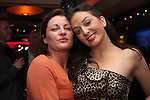 Olivia and Sinead celebrating New Years Eve in Barocco...(Photo credit should read www.newsfile.ie)....This Picture has been sent you under the conditions enclosed by:.Newsfile Ltd..The Studio,.Millmount Abbey,.Drogheda,.Co Meath..Ireland..Tel: +353(0)41-9871240.Fax: +353(0)41-9871260.GSM: +353(0)86-2500958.email: pictures@newsfile.ie.www.newsfile.ie.