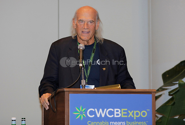NEW YORK, NY - June 15- Jesse Ventura and Representatives of the Cannabis Industry during the 4TH Cannabis World Congress & Business Expo (CWCBExpo) on June 15 2017 in New York City. Photo: Luiz Rampelotto/EuropaNewswire/DPA/MediaPunch ***FOR USA ONLY***