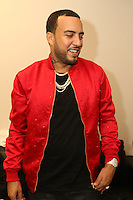 NEW YORK, NY - SEPTEMBER 4, 2016 French Montana backstage at the Bad Boy Reunion Concert at Madison Square Garden, September 4, 2016 in New York City. Photo Credit: Walik Goshorn / Mediapunch