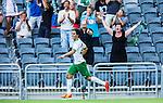 Stockholm 2014-07-20 Fotboll Superettan Hammarby IF - &Ouml;sters IF :  <br /> Hammarbys Lars Mendonca Fuhre har gjort 2-0 och jublar<br /> (Foto: Kenta J&ouml;nsson) Nyckelord:  Superettan Tele2 Arena Hammarby HIF Bajen &Ouml;ster &Ouml;IF jubel gl&auml;dje lycka glad happy