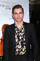 """LOS ANGELES - DEC 4:  Dave Franco at the """"If Beale Street Could Talk"""" Screening at the ArcLight Hollywood on December 4, 2018 in Los Angeles, CA"""