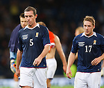 Dejection from David Weir and Kris Commons