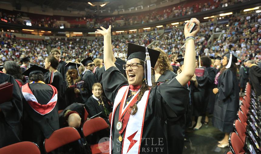 06162013- Undergraduate Commencement 2013