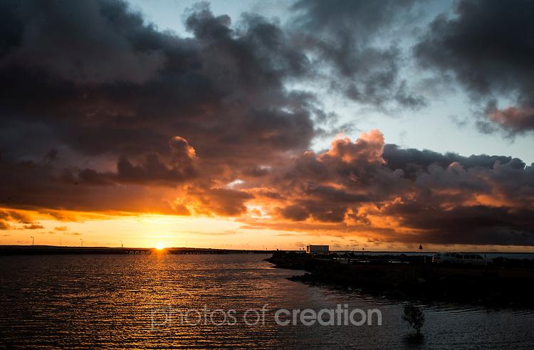 Sunrise at Cowell South Australia