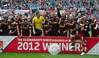 2012-2013 Football Friendly