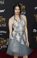 www.acepixs.com<br /> <br /> March 2 2017, LA<br /> <br /> Amber Midthunder arriving at the premiere of Disney's 'Beauty And The Beast' at the El Capitan Theatre on March 2, 2017 in Los Angeles, California.<br /> <br /> By Line: Famous/ACE Pictures<br /> <br /> <br /> ACE Pictures Inc<br /> Tel: 6467670430<br /> Email: info@acepixs.com<br /> www.acepixs.com