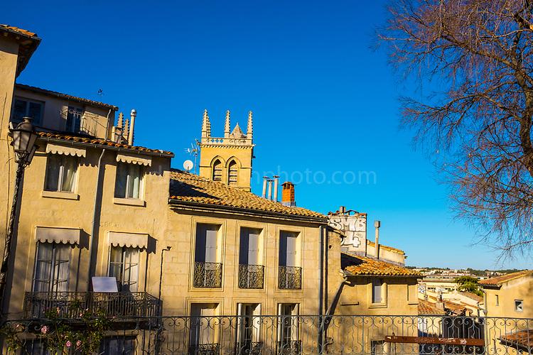 Place De La Canourgue, Montpellier, France