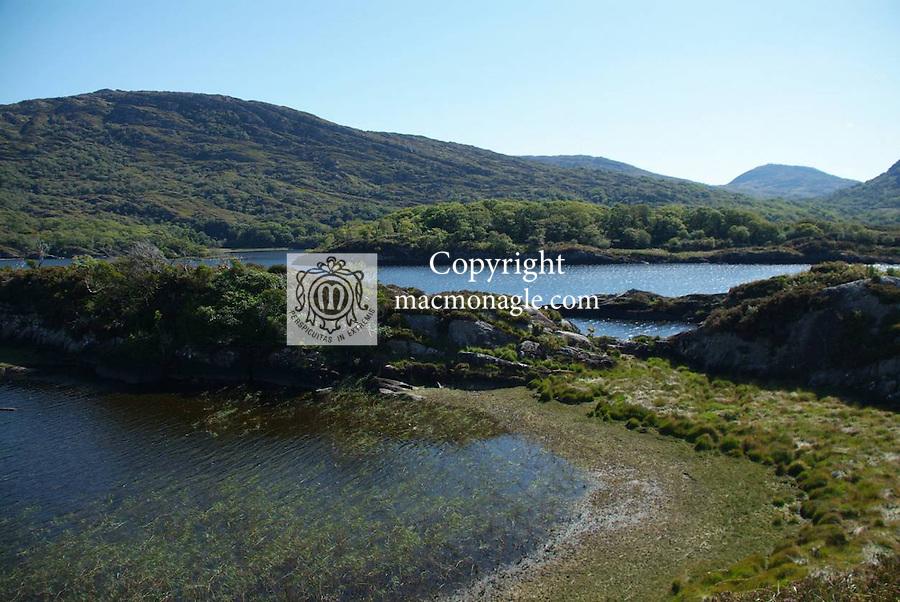 Glena Bay, Lough Lein, Killarney..Picture by Don MacMonagle