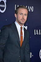 Actor Ryan Gosling at the Los Angeles premiere for &quot;La La Land&quot; at the regency Village Theatre, Westwood. <br /> December 6, 2016<br /> Picture: Paul Smith/Featureflash/SilverHub 0208 004 5359/ 07711 972644 Editors@silverhubmedia.com