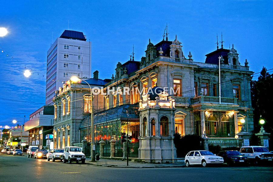 Cidade de Puerto Varas. Chile. Foto de Vinicius Romanini. Data. 2000.