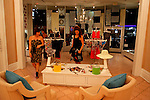 September 10, 2009: Trina Turk boutique and clients at the 'Fashion's Night Out' event at her boutique in Los Angeles, California. Photo by Nina Prommer/Milestone Photo