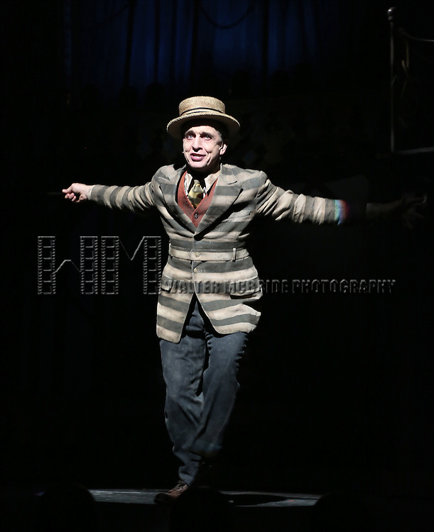 Robert Joy as Sir during the 'Side Show' Press Preview at the St James Theater on October 17, 2014 in New York City.