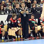 10.01.2019, Mercedes Benz Arena, Berlin, GER, Handball WM 2019, Deutschland vs. Korea, im Bild Cheftrainer (Head Coach) Christian Prokop (GER)<br /> <br />      <br /> Foto © nordphoto / Engler