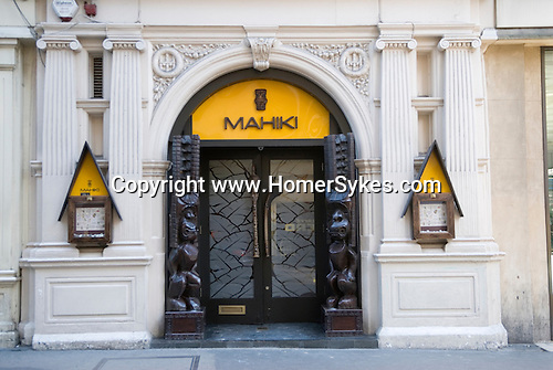 Mahiki Night Club Dover Street London W1.