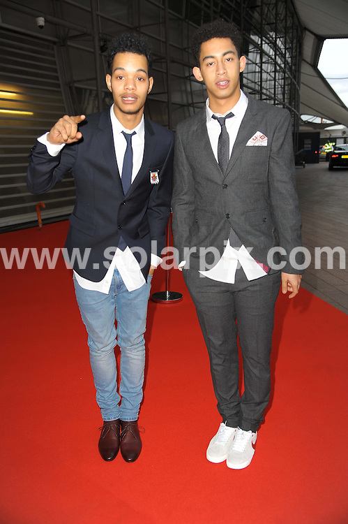 **ALL ROUND PICTURES FROM SOLARPIX.COM**                                             **WORLDWIDE SYNDICATION RIGHTS**                                                                                  Stars arrive at London's O2 Arena for the 2012 Brit Awards..This pic:   Jordan Stephens & Harley Alexander-Sule                                                 .JOB REF:    14495   MSR     DATE:   22.02.12                                                         **MUST CREDIT SOLARPIX.COM OR DOUBLE FEE WILL BE CHARGED**                                                                      **MUST AGREE FEE BEFORE ONLINE USAGE**                               **CALL US ON: +34 952 811 768 or LOW RATE FROM UK 0844 617 7637**