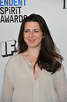 Heather Matarazzo at the 2017 Film Independent Spirit Awards on the beach in Santa Monica, CA, USA 25 February  2017<br /> Picture: Paul Smith/Featureflash/SilverHub 0208 004 5359 sales@silverhubmedia.com