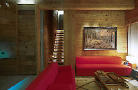 Facelift for 70s Chalet - Italy