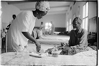 urses in PAIGC hospital of Ziguinchor,1973