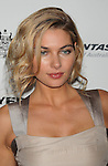 HOLLYWOOD, CA - January 22: Jessica Hart arrives at the G'Day USA Australia Week 2011 Black Tie Gala at the Hollywood Palladium on January 22, 2011 in Hollywood, California.