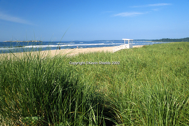 Popham Beach State Park, Maine, USA