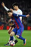 2017-03-19-FC Barcelona vs Valencia CF: 4-2.