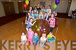 Children at the Fit Kidz Camp at Manor West Hotel on Saturday