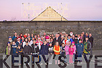 Jimmy Deenihan TD was on hand to turn the christmas lights in Lixnaw on Saturday evening...   Copyright Kerry's Eye 2008