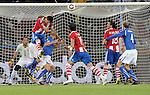 Fussball WM2010 Vorrunde: Italien - Paraquay