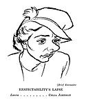 (Brief Encounter). Respectability's Lapse. Laura ......... Celia Johnson.