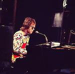 Elton John 1970.© Chris Walter.