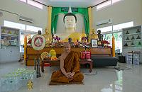 Wat Khao Pukha Chulamanee (Buddhist Temple) Hua Wai - 21.02.2019