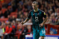 Bersant Celina of Swansea City during the Sky Bet Championship match between Charlton Athletic and Swansea City at The Valley, London, England, UK. Wednesday 02 October 2019