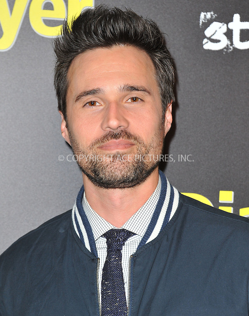 WWW.ACEPIXS.COM<br /> <br /> April 7, 2015, LA<br /> <br /> Brett Dalton arriving at the 'Dial A Prayer' premiere at the Landmark Theater on April 7, 2015 in Los Angeles, California.<br /> <br /> By Line: Peter West/ACE Pictures<br /> <br /> <br /> ACE Pictures, Inc.<br /> tel: 646 769 0430<br /> Email: info@acepixs.com<br /> www.acepixs.com