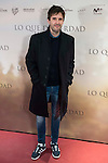 "Julian Lopez attends to the premiere of the film ""Lo que de verdad importa"" in Madrid, Spain. February 15, 2017. (ALTERPHOTOS/BorjaB.Hojas)"