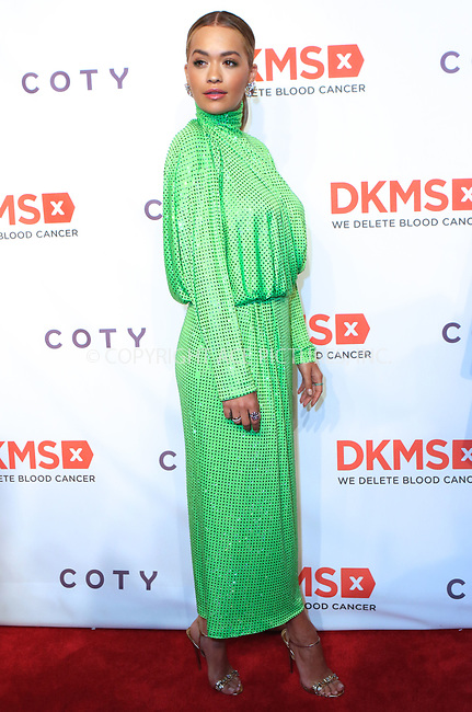 www.acepixs.com<br /> <br /> April 27 2017, New York City<br /> <br /> Rita Ora arriving at the 11th Annual DKMS Big Love Gala at Cipriani Wall Street on April 27, 2017 in New York City. <br /> <br /> By Line: Nancy Rivera/ACE Pictures<br /> <br /> <br /> ACE Pictures Inc<br /> Tel: 6467670430<br /> Email: info@acepixs.com<br /> www.acepixs.com