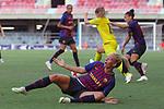 FC Barcelona vs Chelsea FC: 1-1.<br /> Toni Duggan.