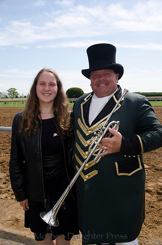 Natalya wit Bugler from Keeneland
