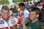 JICA, Jon Lancaster, Karting.