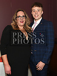Joanne and Cian O'Dwyer at the Red Door Project dinner dance in the Westcourt hotel. Photo:Colin Bell/pressphotos.ie