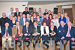 Time to Relax: Patrick Fitzgerald, Newmarket (seated 4th right) retires after 44yrs service with the Dept of agriculture, Spa Rd., Tralee enjoying his retirement party in the Kerins O'Rahillys GAA Clubhouse, Strand Rd., Tralee on Friday night with many family and friends.