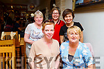Enjoying the evening out in Bella Bia on Saturday.<br /> Seated l to r: Caroline O'Connor and Caroline Callaghan.<br /> Back l to r: Bernadette Murray, Caroline Singapore and Sharon Tan.
